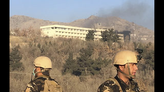 Gunmen assault luxury hotel in Afghan capital, 5 dead