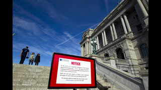 Long shutdown could hurt economy, a short one just