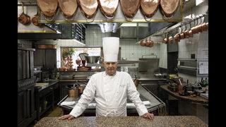The Latest: Danish chef behind Noma thanks Bocuse