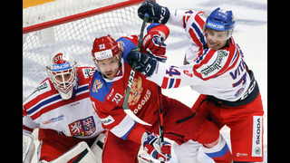 Without NHL players, Olympic tournament is