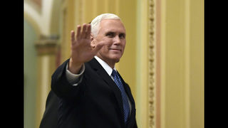 VP Pence says US stands