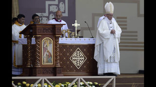 Cardinal rebukes pope over Chile