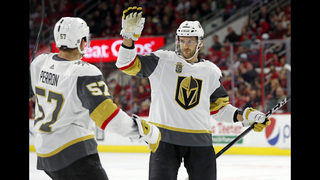 Golden Knights beat Hurricanes, have best record in NHL
