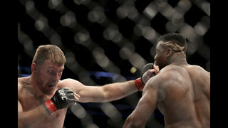 Miocic, Cormier defend heaviest titles at UFC 220