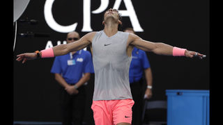 Australian Open: Nadal-Cilic among 4 quarterfinals Tuesday