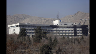 Survivors of Taliban attack on Kabul hotel recount ordeal