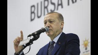 Editor: Erdogan urged attack on Turkish Cypriot newspaper