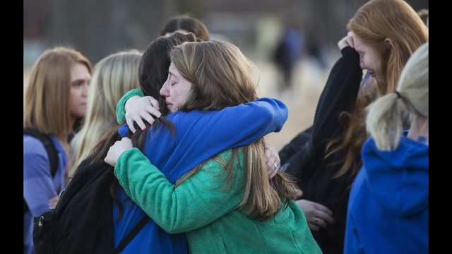Kentucky community grapples with cause of school shooting | Boston