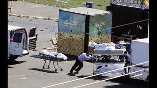 Arizona man says he sold ammunition to Las Vegas shooter
