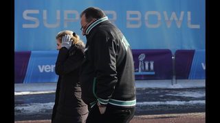 Frigid Super Bowl raises questions about northern venues