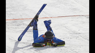 The Latest: Biathlon king wants to see his record surpassed