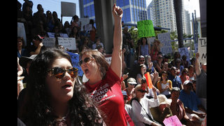 School walkouts, sit-ins planned after Florida shooting