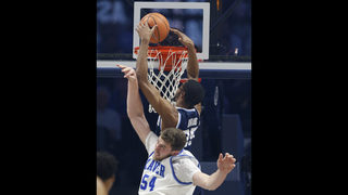 Big East showdown: No. 3 Villanova 95, No. 4 Xavier 79