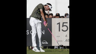 Bubba Watson wins at Riviera for the 3rd time