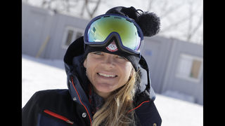 Karin Harjo among few female ski coaches on World Cup level