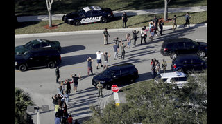 For school shooting suspect, main question is life or death