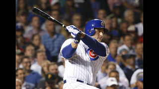 His heart in Florida, Rizzo rejoins Cubs after mournful trip