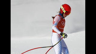 Shiffrin drops out of Olympic downhill after schedule change