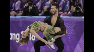 Wardrobe issues causes Olympic stress for French skaters