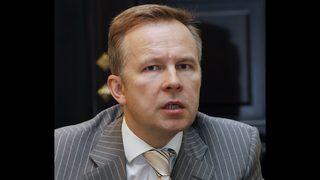 Latvian ECB official won