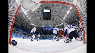 Czechs eliminate US in shootout in Olympic quarterfinals