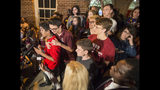 Angry teens swarm into Florida Capitol; demand new gun laws