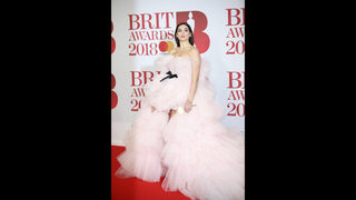 The Latest: Stormzy, Dua Lipa take solo prizes at BritsBrits