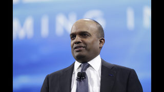 Ford ousts top exec over