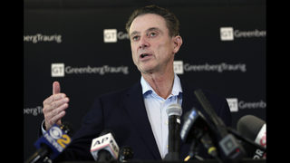 Pitino: Louisville should consider legal action vs. NCAA