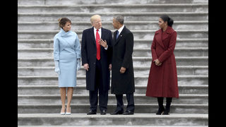 False story claims Trump nixed Obama library funding
