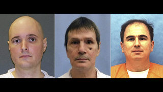 Alabama, Texas, Florida set to hold executions on same night