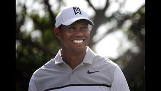 Column: Harrington has unconventional views on Tiger Woods