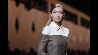 Led by Gigi Hadid, next-gen supermodels fill Milan runways