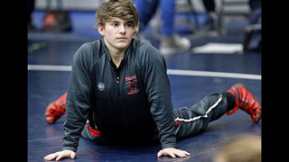 Texas transgender wrestler back to defend state title