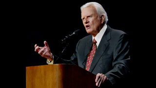 Billy Graham played complicated role in US race relations