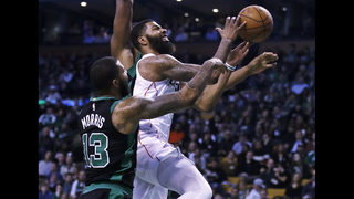 Beal scores 34, Wizards beat Celtics 125-124 in 2OT