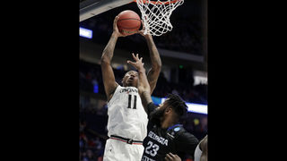 Cumberland leads Cincinnati over pesky Georgia State 68-53