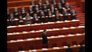 Xi Jinping reappointed China