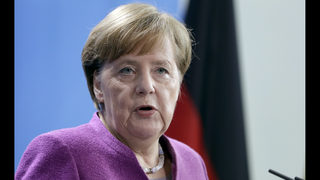 Merkel defends Germany