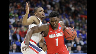 Gonzaga beats Ohio State 90-84 for Sweet 16 return