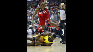 Beal helps Wizards knock off Pacers 109-102