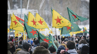 The Latest: Syrian Kurds: