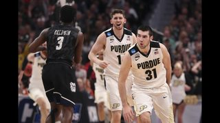Purdue wins without Haas, holds off Butler 76-73