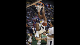 West Virginia gets better of in-state rival Marshall 94-71