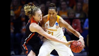 Tennessee loses in NCAAs for first time at home