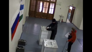 Russian vote problems: Ballot stuffing, coercion, gimmicks