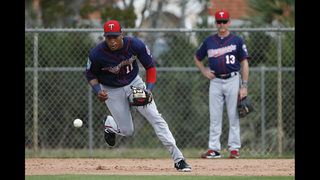 Twins SS Polanco banned 80 games after positive drug test
