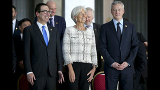 G-20 meeting in Argentina eclipsed by potential trade war