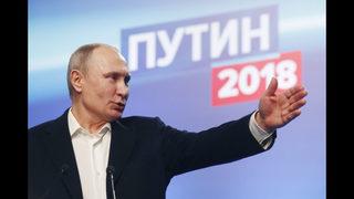Putin gains massive mandate for nationalist policies