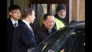 Finnish FM: Koreas, US talks won